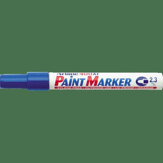 ARTLINE 400XF PAINT MARKER BLUE