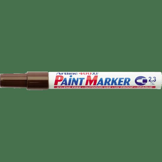 ARTLINE 400XF PAINT MARKER BROWN