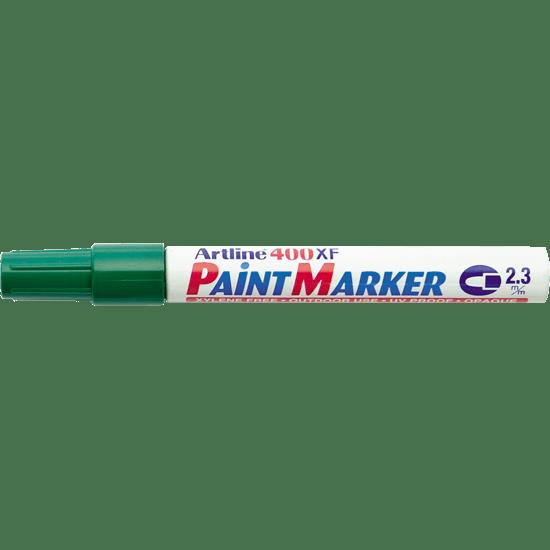 ARTLINE 400XF PAINT MARKER GREEN