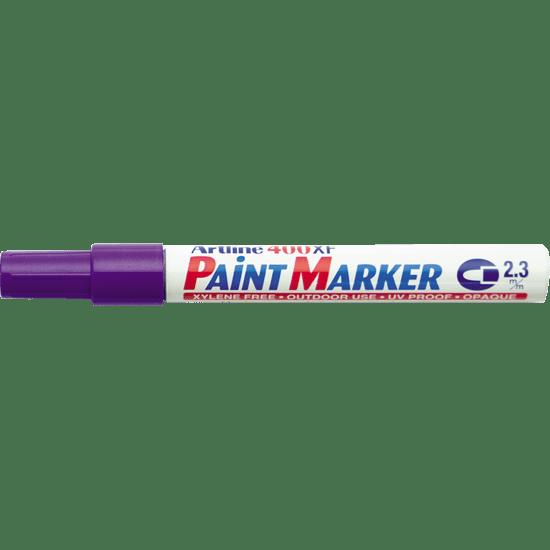 ARTLINE 400XF PAINT MARKER PURPLE