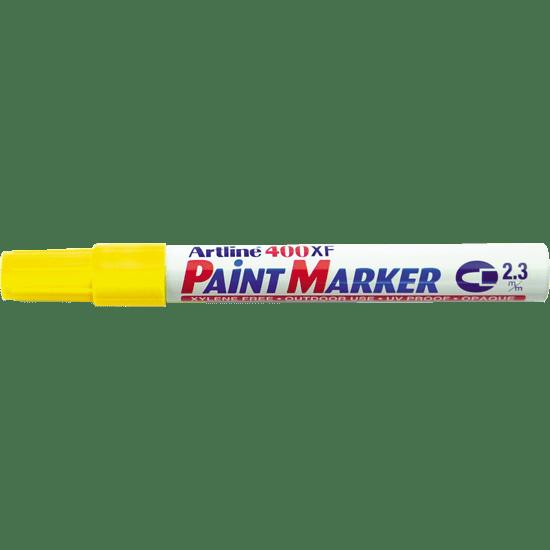 ARTLINE 400XF PAINT MARKER YELLOW