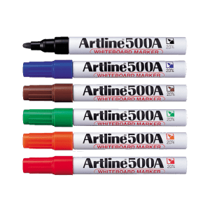 ARTLINE 500A WHITEBOARD MARKER