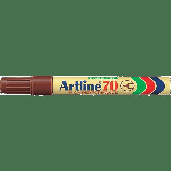 ARTLINE 70 PERMANET MARKER BROWN