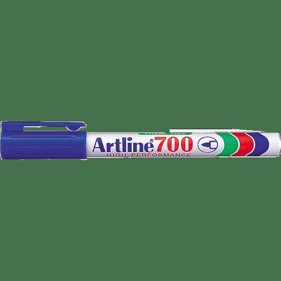 ARTLINE 700 PERMANET MARKER BLUE