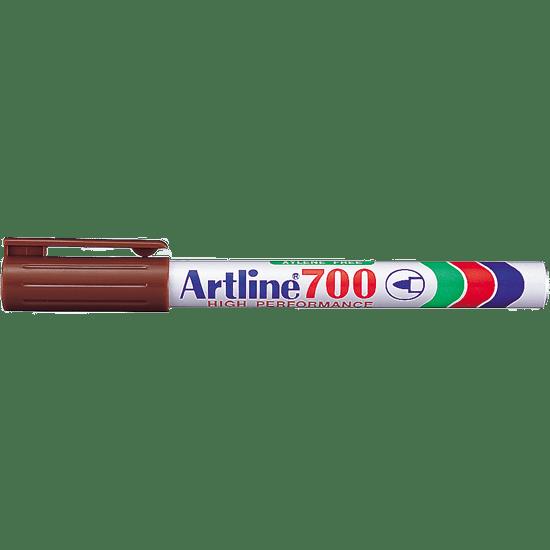 ARTLINE 700 PERMANET MARKER BROWN