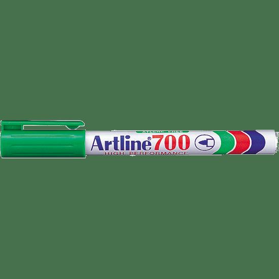 ARTLINE 700 PERMANET MARKER GREEN