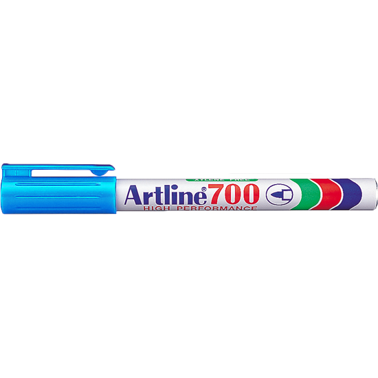 ARTLINE 700 PERMANET MARKER LIGHT BLUE