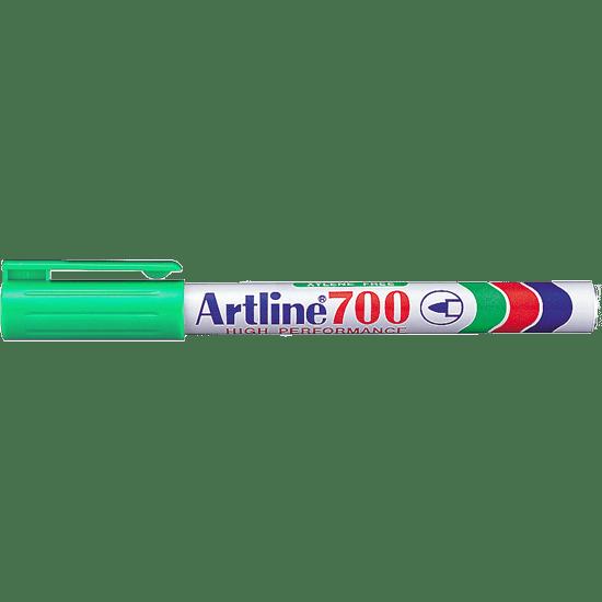 ARTLINE 700 PERMANET MARKER YELLOW GREEN