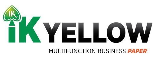 IK Yellow Logo