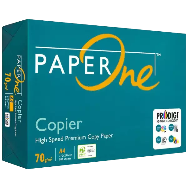 PAPERONE A4 70GSM