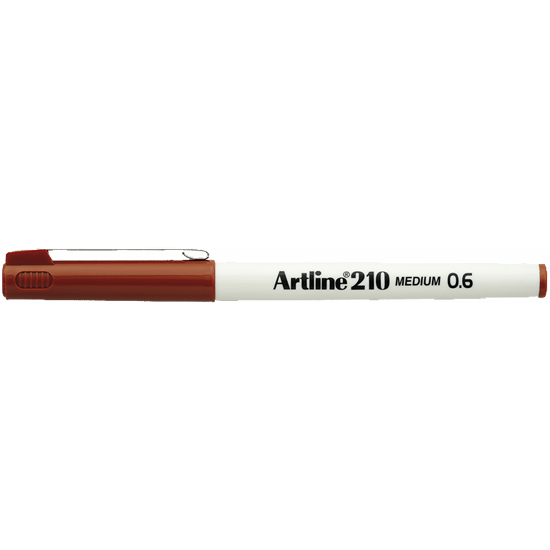 ARTLINE 210 EK-210 (M) BROWN