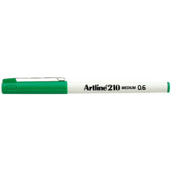 ARTLINE 210 EK-210 (M) GREEN