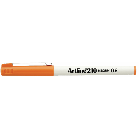 ARTLINE 210 EK-210 (M) ORANGE