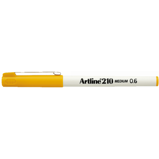 ARTLINE 210 EK-210 (M) YELLOW