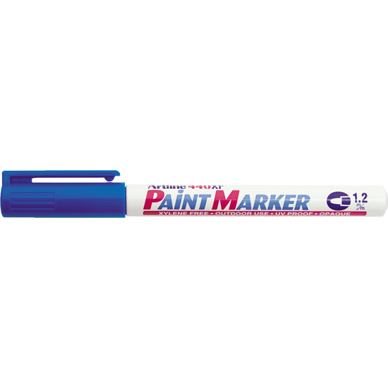 ARTLINE 440XF EK-440XF PAINT MARKER BLUE