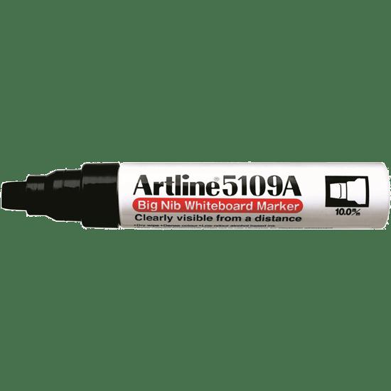 ARTLINE 5109A EK-5109A (10MM) BIG NIB WHITEBOARD MARKER BLACK