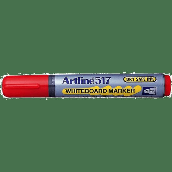 ARTLINE 517 EK-517 DRY SAFE WHITEBOARD MARKER RED
