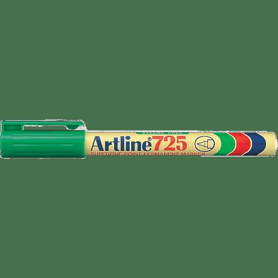 ARTLINE 725 EK-725 PERMANENT MARKER GREEN