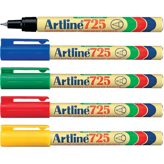 ARTLINE 725 EK-725 PERMANENT MARKER