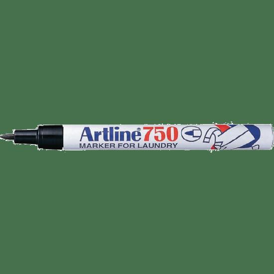 ARTLINE 750 EK-750 MARKER FOR LAUNDRY BLACK