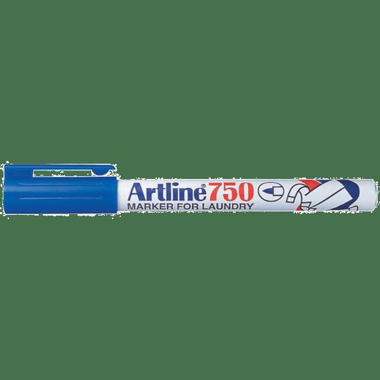ARTLINE 750 EK-750 MARKER FOR LAUNDRY BLUE