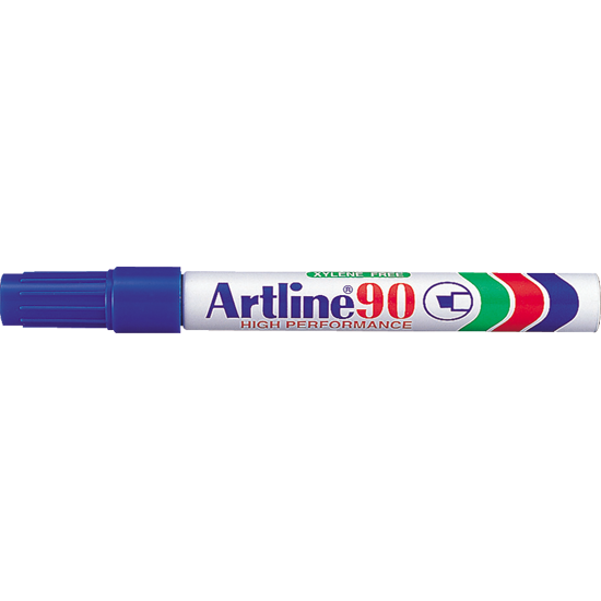 ARTLINE 90 EK-90 PERMANENT MARKER BLUE
