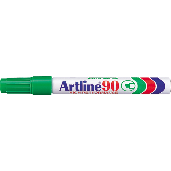 ARTLINE 90 EK-90 PERMANENT MARKER GREEN