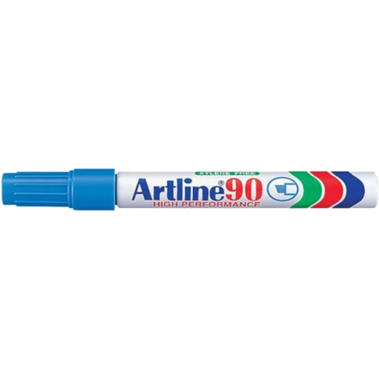 ARTLINE 90 EK-90 PERMANENT MARKER LIGHT BLUE