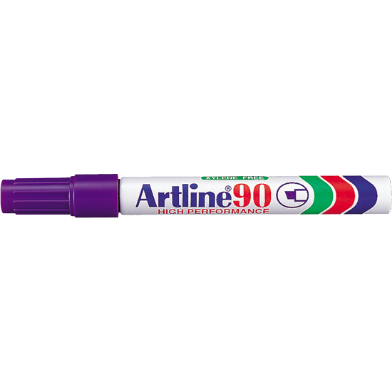ARTLINE 90 EK-90 PERMANENT MARKER PURPLE