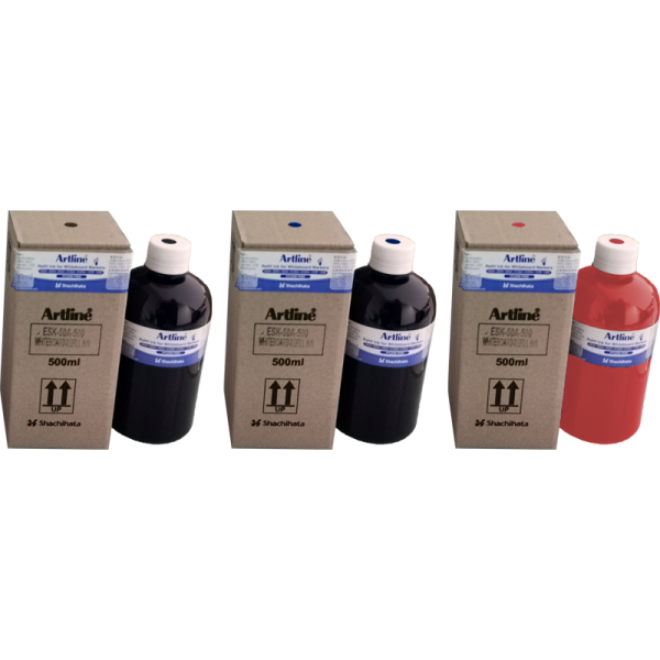 ARTLINE ESK-50A-500 REFILL INK FOR WHITEBOARD MARKERS 500ML