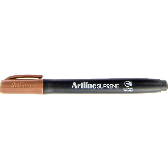ARTLINE SUPREME EPF-790 METALLIC MARKER BRONZE