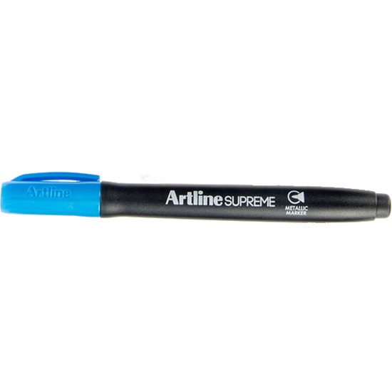 ARTLINE SUPREME EPF-790 METALLIC MARKER METALLIC BLUE