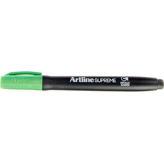 ARTLINE SUPREME EPF-790 METALLIC MARKER METALLIC GREEN