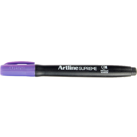 ARTLINE SUPREME EPF-790 METALLIC MARKER METALLIC PURPLE