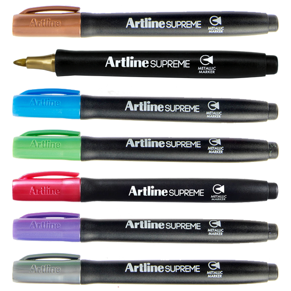 ARTLINE SUPREME EPF-790 METALLIC MARKER