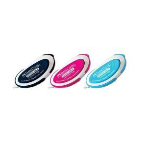 FABER-CASTELL 169102 REFILLABLE CORRECTION TAPE 5MM X 6M (TAPE + REFILL)