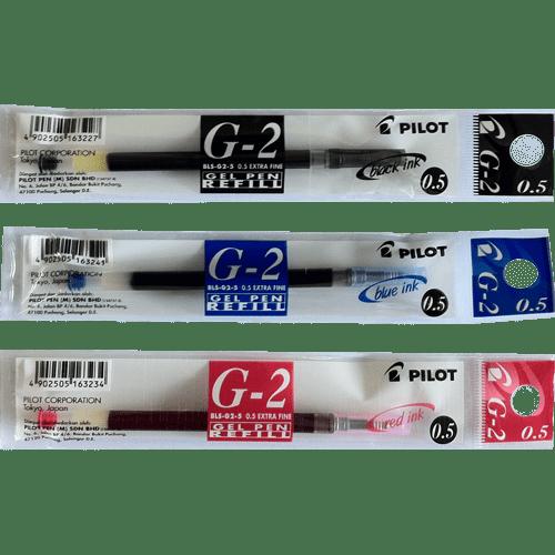 PILOT BLS-G2-5 (XF) G-2 REFILL