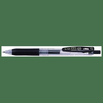 ZEBRA SARASA CLIP JJB15 BLACK