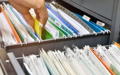 Office Storage Solutions: 6 Steps to An Organized Office