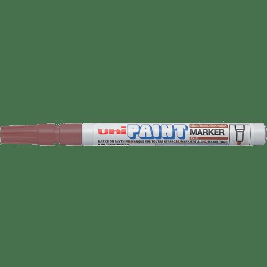 UNI PX-21 PAINT MARKER BROWN