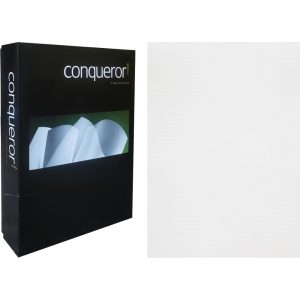CONQUEROR PAPER A4 100GSM (500 SHEETS) BRILLIANT WHITE (1)