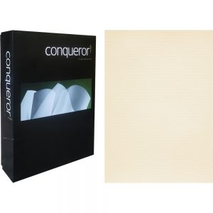 CONQUEROR PAPER A4 100GSM (500 SHEETS) CREAM (1)