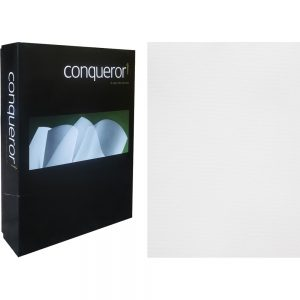 CONQUEROR PAPER A4 100GSM (500 SHEETS) DIAMOND WHITE (1)