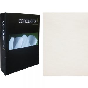 CONQUEROR PAPER A4 100GSM (500 SHEETS) HIGH WHITE (1)