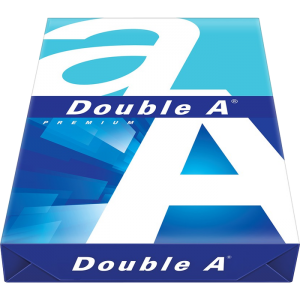 DOUBLE A PREMIUM A3 80GSM COPIER PAPER WHITE (297MM X 420MM) (500 SHEETS)