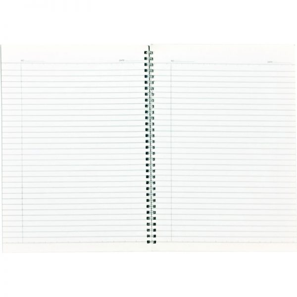 A4 SPIRAL NOTE BOOK (SIDE OPEN) (297MM X 210MM) INSIDE