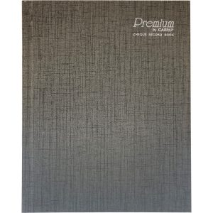 CHEQUE RECORD BOOK 200 PAGES