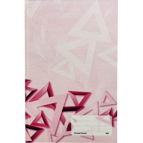 HARD COVER FOOLSCAP BOOK 300 PAGES