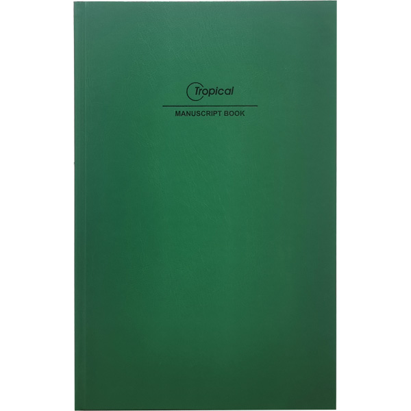 HARD COVER FOOLSCAP INDEX BOOK 200 PAGES