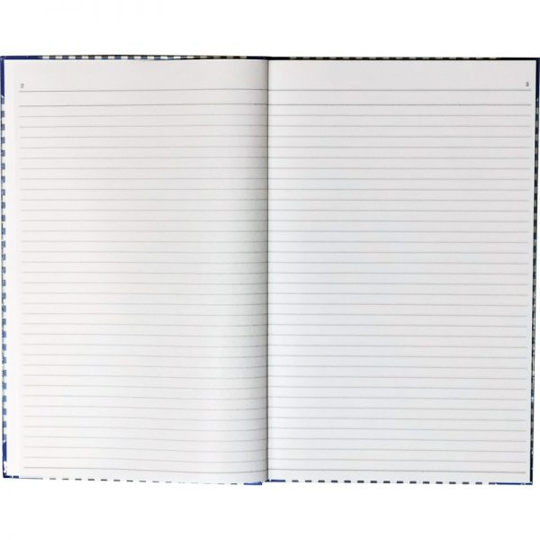 HARD COVER FOOLSCAP NUMBERING BOOK INSIDE